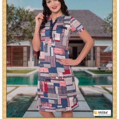 Платье Cocoon. Модель 10642