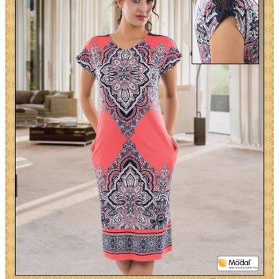 Платье Cocoon. Модель 12586