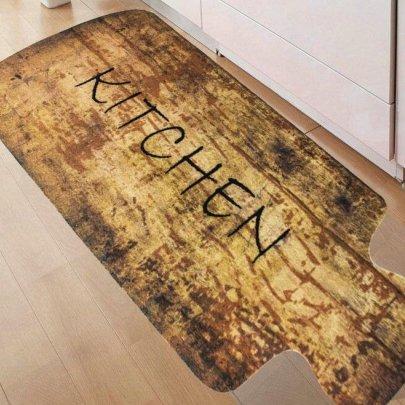 Коврик для кухни Cooky. Kitchen Wood