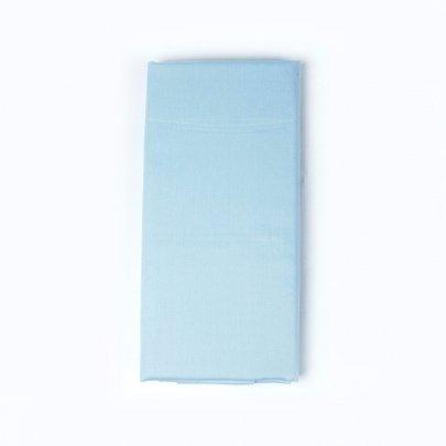 Набор наволочек Arya. Сатин голубого цвета, 2 предмета