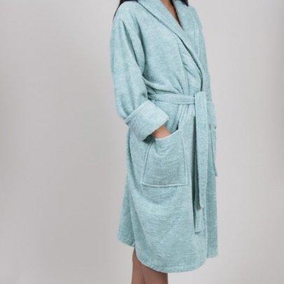 Махровый халат TAC. Maison Mint