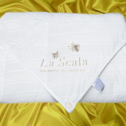 Одеяло La Scala  100% натуральный шелк, размер 160х220см