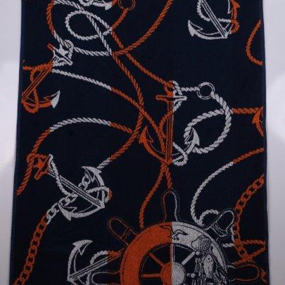 Махровое полотенце Речицкий текстиль. ЯКОРНЫЕ ЦЕПИ