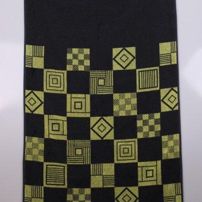 Махровое полотенце Речицкий текстиль. МИЛАН зеленый