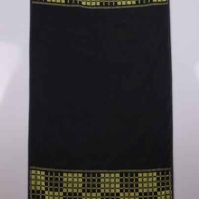 Махровое полотенце Речицкий текстиль. ТОМАС зеленый