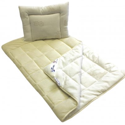 Комплект Billerbeck Сказка, одеяло+подушка, 110х140+40х55
