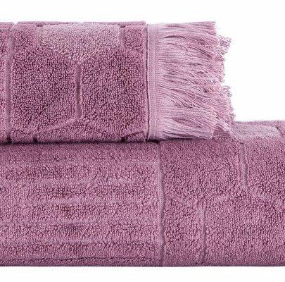 Махровое полотенце Arya. Жаккард Frew Murdum