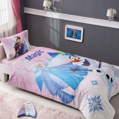 Детское постельное белье TAC.  Frozen Pink