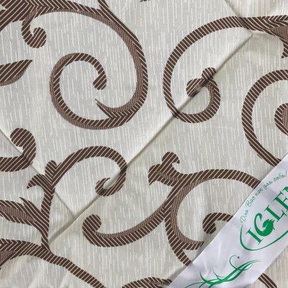 Одеяло детское Iglen хлопковое демисезонное в бязи