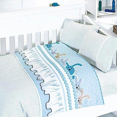 Детское постельное белье First Choice. Ginny Mavi