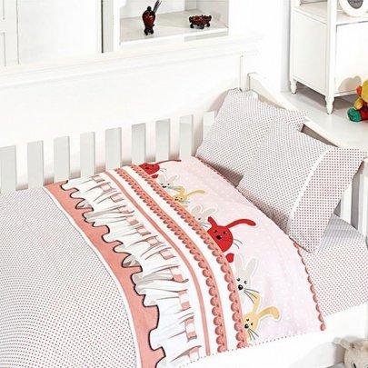 Детское постельное белье First Choice. Ginny Pudra