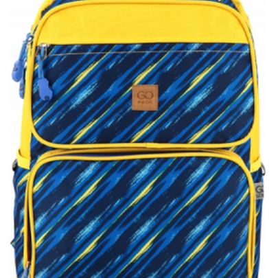 Рюкзак школьный Kite. GO-1 GO17-107L-1