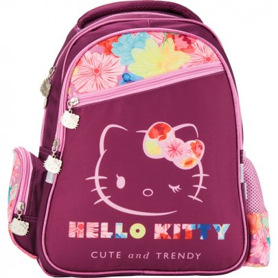 Рюкзак школьный детский Kite. Hello Kitty HK17-520S