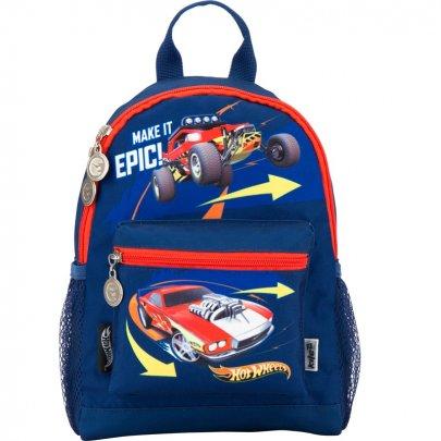 Рюкзак детский Kite. Hot Wheels HW17-534XS-2