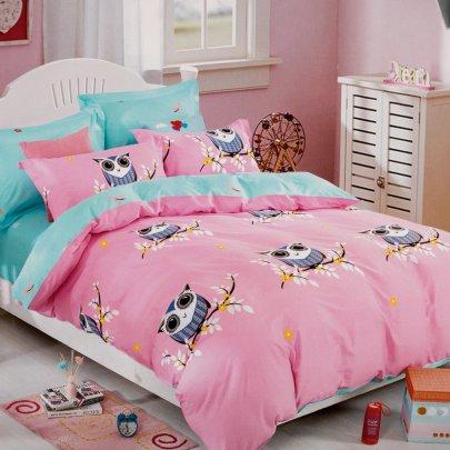 Детское постельное белье Viluta. Сатин 235