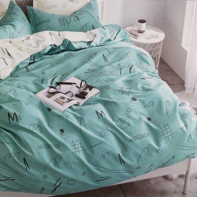 Детское постельное белье Viluta. Сатин 227