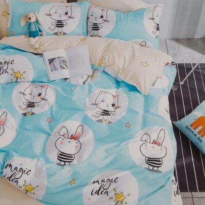 Детское постельное белье Viluta. Сатин 222
