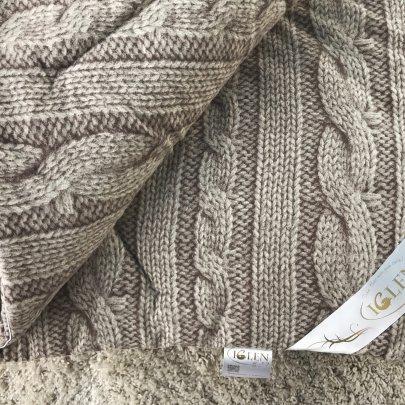 Одеяло демисезонное Iglen хлопковое во фланели