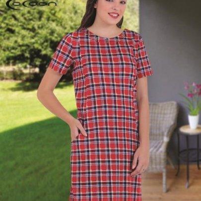 Платье Cocoon. Модель 10499