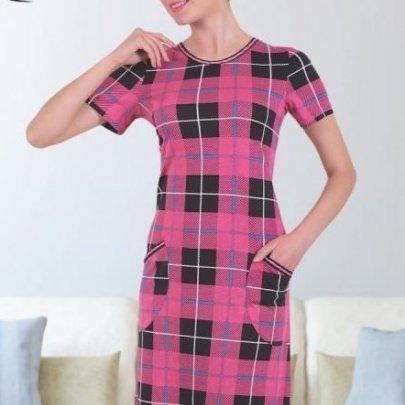 Платье Cocoon. Модель 10512
