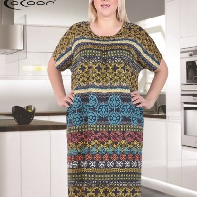 Платье Cocoon. Модель 12536