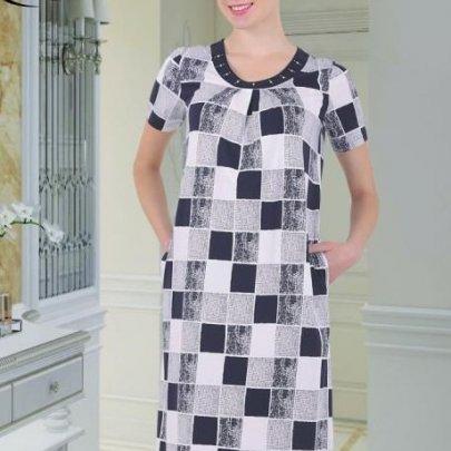 Платье Cocoon. Модель 20126
