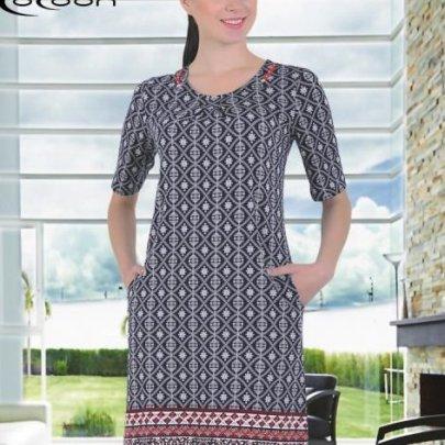 Платье Cocoon. Модель 20134