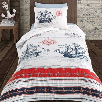 Подростковое постельное белье Arya. Ранфорс Nia