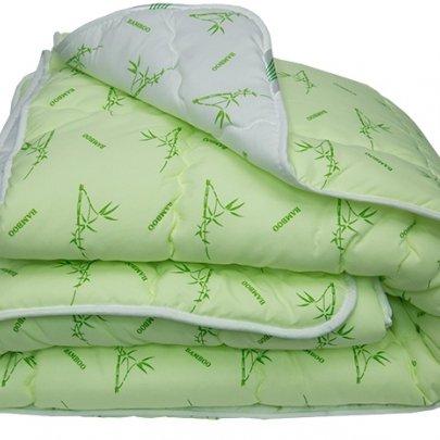 Облегченное стеганное одеяло Leleka-Textile. Бамбук Премиум в ассортименте