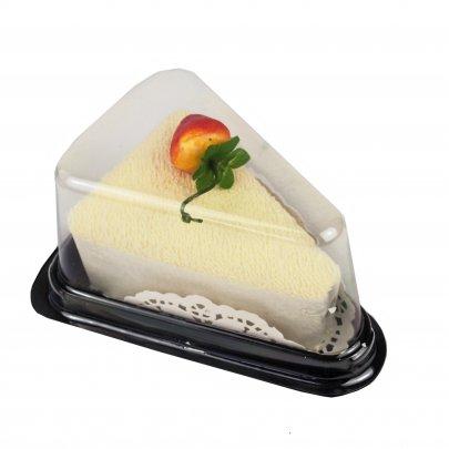 Полотенце Пирожное ванильное в подарочной упаковке, размер 20x20