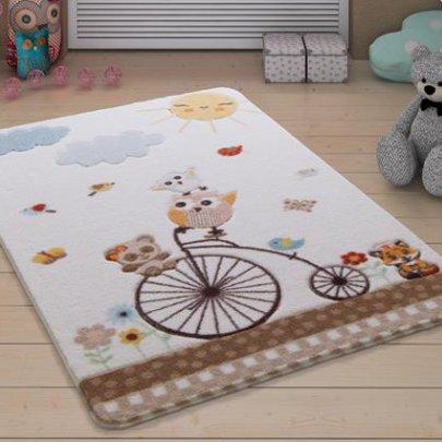 Детский коврик Confetti. Sunny Day White