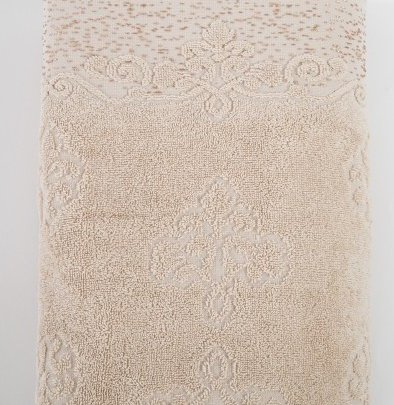 Махровое полотенце Irya. Jakarli Dora bej
