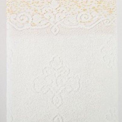 Махровое полотенце Irya. Jakarli Dora ekru