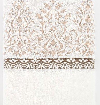 Махровое полотенце Irya. Jakarli Vanessa ekru