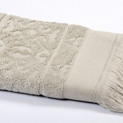 Полотенце махровое Tac. Royal Bamboo Jacquard Inci