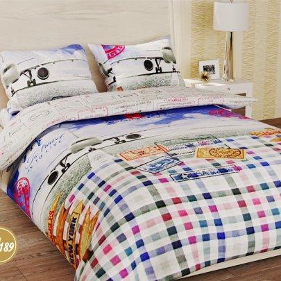Детское постельное белье Leleka Textile. R189