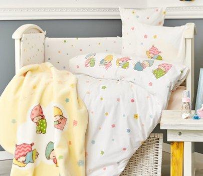 Детское покрывало Karaca Home. Sleepers