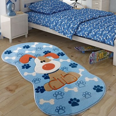 Детский коврик Confetti. Snopy, размер 80х150 см
