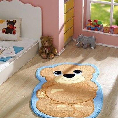 Детский коврик Confetti. Teddy Bear, размер 80х127 см