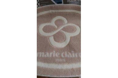 Коврик для ванной Marie Claire. Sally, бежевого цвета, 66х107 см