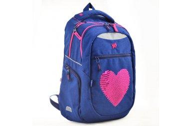 Рюкзак подростковый Yes. T-23 Shining heart