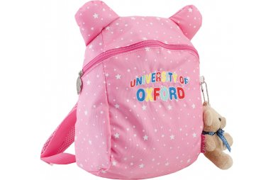 Рюкзак детский Yes. OX-17 розовый, 20.5*28.5*9.5