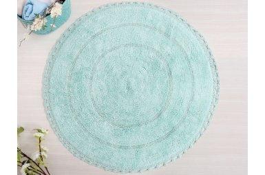 Коврик для ванной Irya. Genny ментолового цвета