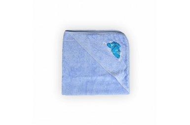 Полотенце-уголок для купания Черевички
