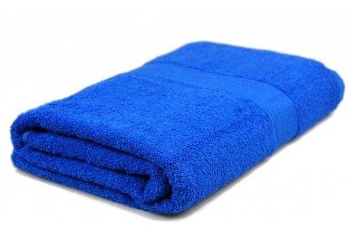 Полотенце махровое Homeline Темно-синее