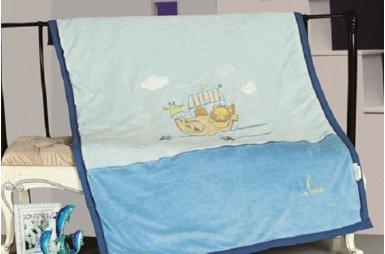Детское покрывало Le Vele. Naval