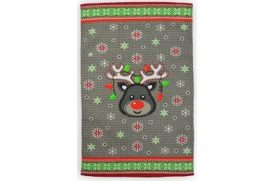Новогодний текстиль для дома - купить текстиль с новогодней ... bc726509e4b6b
