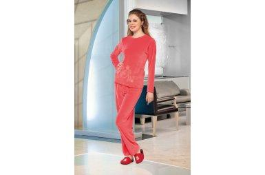 Велюровый костюм Lady Lingerie. 15210