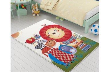 Детский коврик Confetti. Lion King Orange