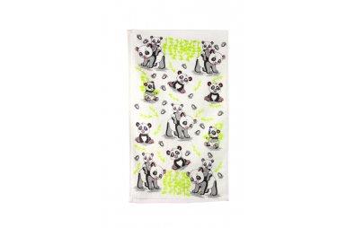 Полотенце махровое кухонное IzziHome. Панда